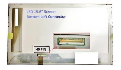 Toshiba C650 Psc12u04y02e Para Portatil 156 Led Inferior Izq