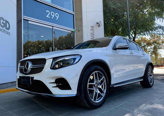 Gd Motors Mercedes Benz Glc 300 Coupe Amg 17 18200 Km 241cv