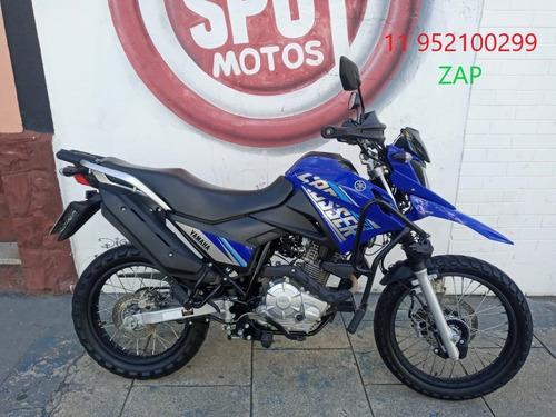Yamaha Crosser 150 2019 Azul