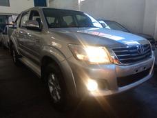 Toyota Hilux 2.7 Srv Cab. Dupla 4x4 Flex Aut. 4p 2012