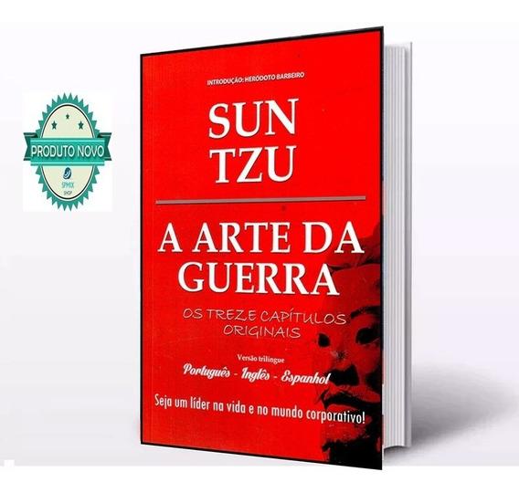 A Arte Da Guerra - Os Treze Capítulos Originais - 3 Idiomas