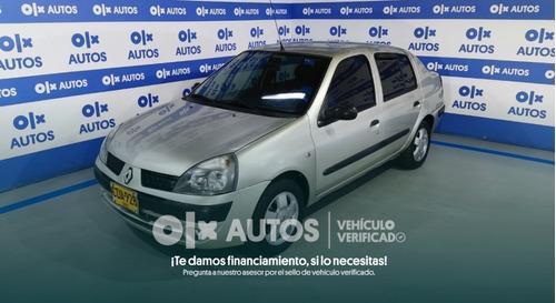Renault-symbol F Ii-expresión At 1.6l 16v Aa 4p 4x2-2008