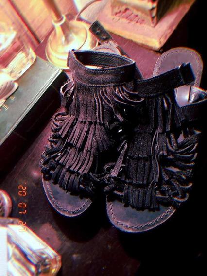 Sandalias De La Marca Zara Número 37 Y Medio. Oportunidad