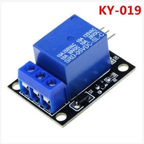 Módulo Relé Arduino Ky-019 5v