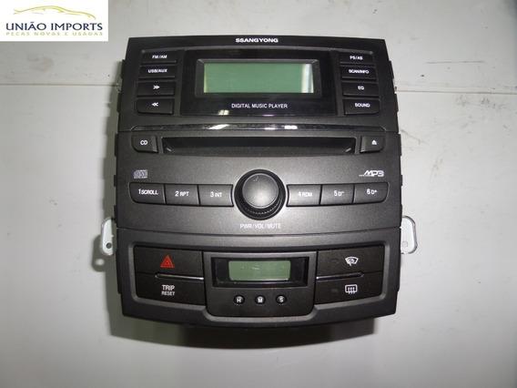 Som Radio Am / Fm Cd Digital Player Ssangyong Korando Nº4363