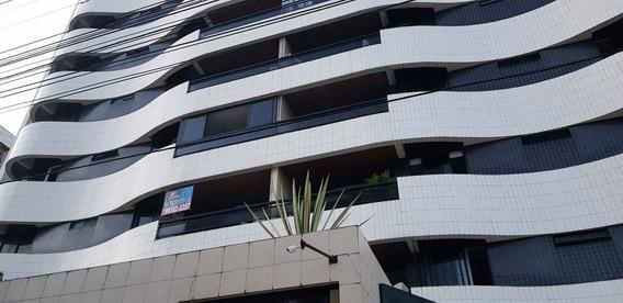 Apartamento 116m², 3 Quartos, 2 Suítes, 2 Vagas, Ponta Verde, Maceió, Al. - Wma1353