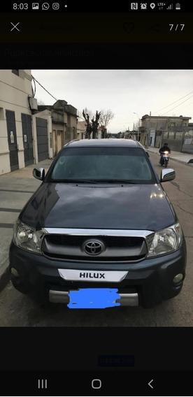 Toyota Hilux 2.7 Sr 4x2