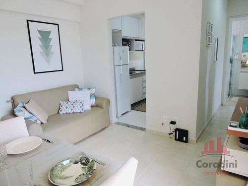 Imagem 1 de 21 de Apartamento Com 2 Dormitórios À Venda, 53 M² Por R$ 218.000,00 - Vila Dainese - Americana/sp - Ap1207