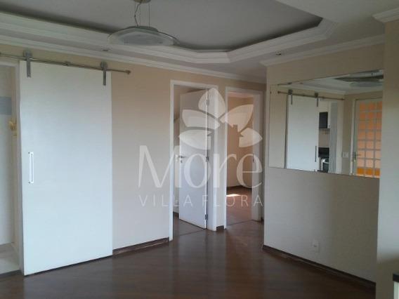 Venda De Apartamento Modelo Beatriz Com 3 Quartos, Sendo 1 Suíte, Rico Em Planejados, Em Condomínio No Villa Flora Em Sumaré Sp - Ap00371 - 34480686