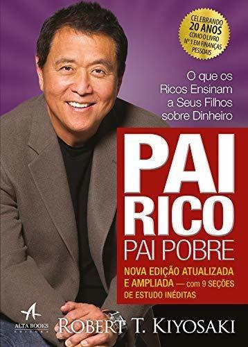 Livro Pai Rico Pai Pobre Digital