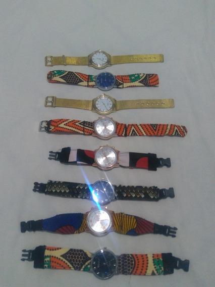 Relógios Étnicos