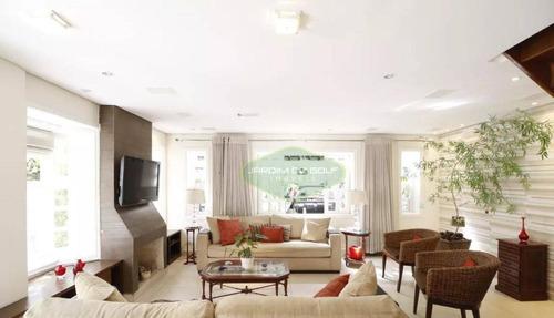 Casa Brooklin Santo Amaro 3 Suites Shopping Morumbi - Ca0851