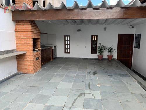 Casa Com 3 Dormitórios, 170 M² - Venda Por R$ 970.000,00 Ou Aluguel Por R$ 3.500,00/mês - Jardim Mangalot - São Paulo/sp - Ca0200
