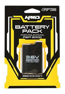 .: Bateria Kmd Psp Slim 2000-3000 Maxima Calidad :. En Bsg