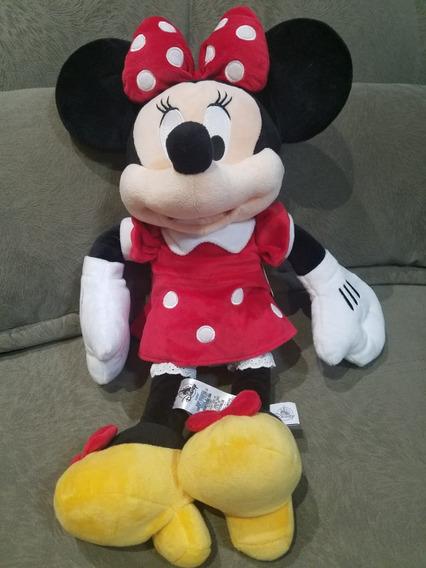 Pelúcia Minnie Original Disney Store