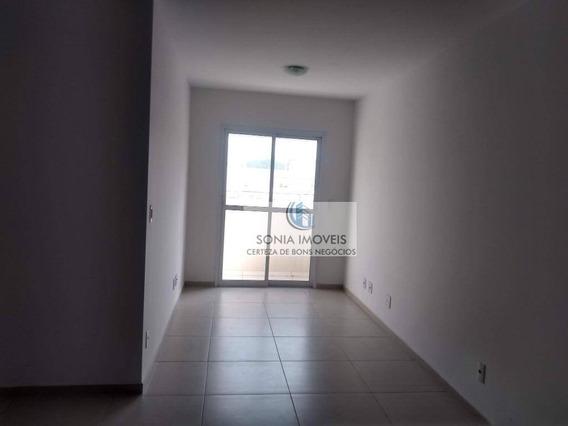 Apartamento Com 2 Dormitórios À Venda, 53 M² Por R$ 250.000 - Vila Alpina - Santo André/sp - Ap0183