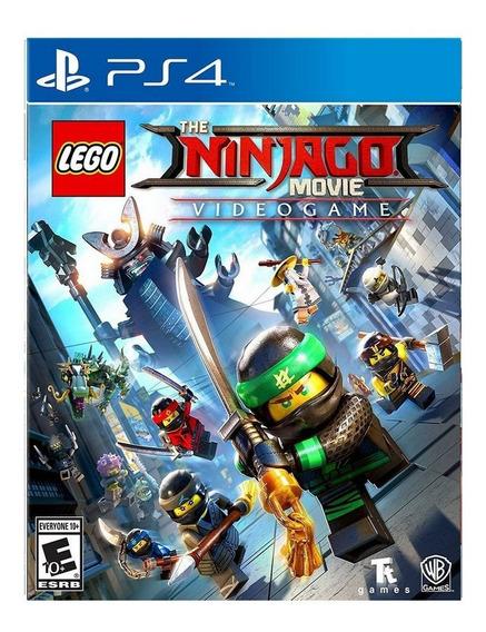 Lego Ninjago O Filme Video Game Ps4 Midia Digital 1 Envio Já