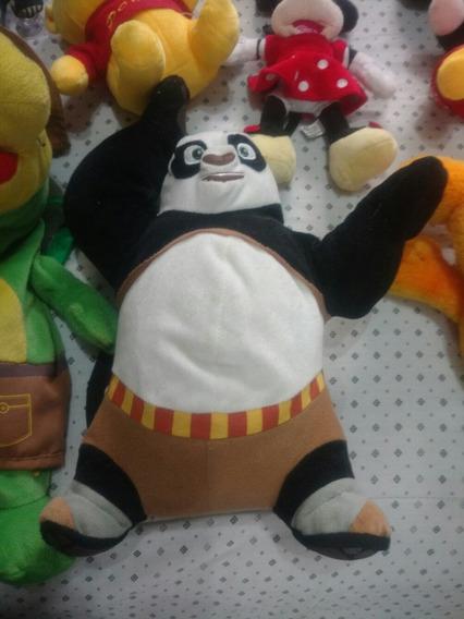 Mochila Peluche Po Kung Fu Panda