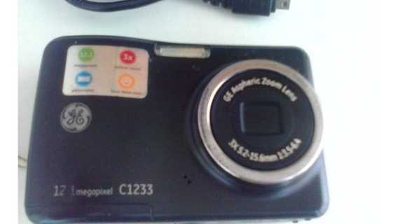 Camara Digital General Electric C1233 12.1 Mpx