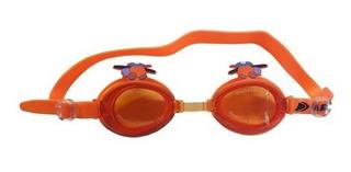 Antiparra De Natacion Artika Para Niños Modelo G923 Naranja