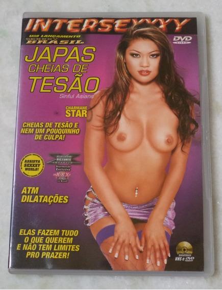 Dvd Pornô Japas Cheias De Tesão Leia Descrição