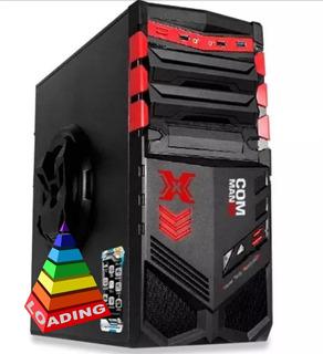 Case Halion Comando (para Gamer) 400w Reales