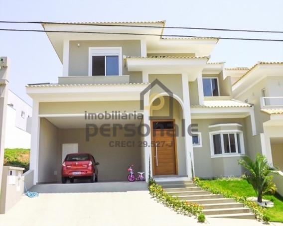 Casa Em Condomínio Em Sorocaba, Aldeia Da Mata - Ca00074 - 4949810