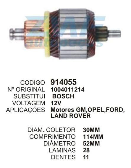 Induzido Motor Partida Land Rover Jetta Bora Audi A3 11d 12v