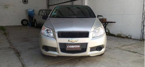 Chevrolet Aveo G3 Ls 1.6n M/t 4ptas 103.266km 2013