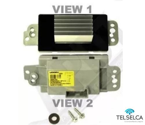 Resistencia Soplador Aire Acondicionado Trailblazer (55v)