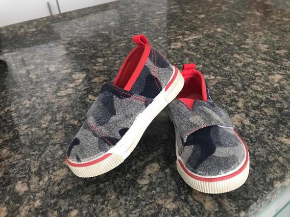 Zapatos Apolito Camuflaje Talla 21
