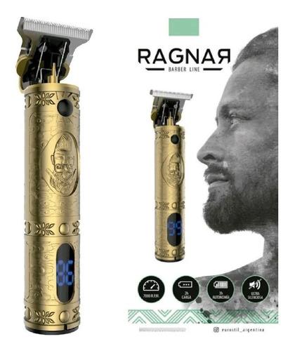 Imagen 1 de 3 de Maquina Patillera Ragnar Odin Eurostil P/ Retoques Barbería