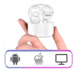 Audifonos Bluetooth 5.0 Touch Base Cargador Contra Agua