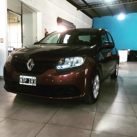 Renault Logan 1.6 Expression 85cv 2014