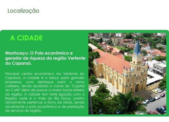 Área Para Loteamento Para Venda Em Manhuaçu, Centro - 12413_1-979735