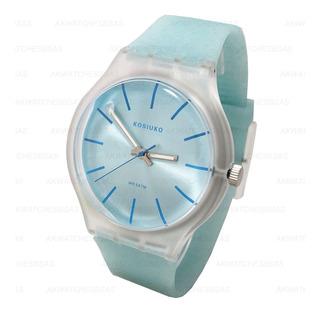Reloj Kosiuko Mujer Hombre Silicona Colores Fashion 7493