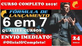 Fórmula De Lançamento - Erico Rocha 2019 Oficial&completo!