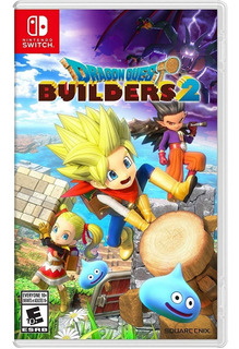 Dragon Quest Builders 2 - Juego Físico Switch - Sniper Game