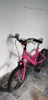 Bici Para Niños R16 Poco Uso