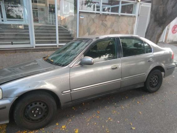 Honda Civic - 4p Automático - Ano 2000