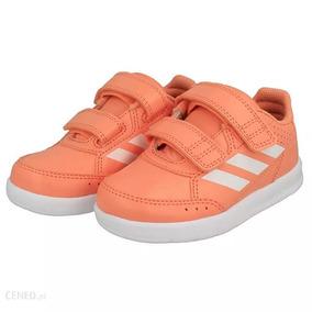 Tênis adidas Infantil Altasport Menina Coral Cp9948 Original
