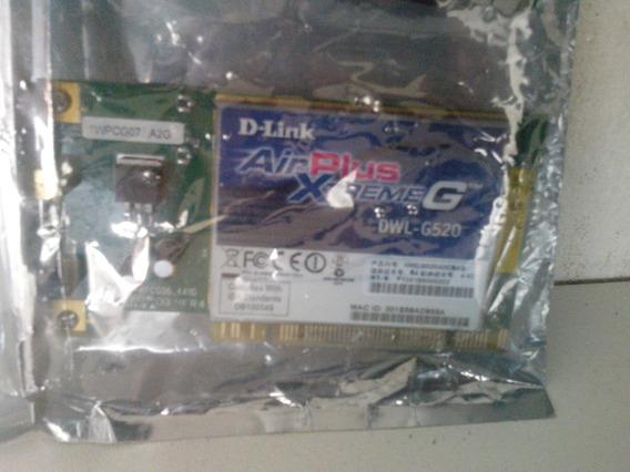 Adaptador De Redes Inalambica D-link, Airplus Xtreme G