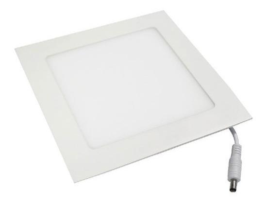 Lampada Plafon De Led 3w Embutir - 10 Unidades