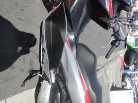 Honda Pcx 150 Sport 2018 Cinza Baixa Km