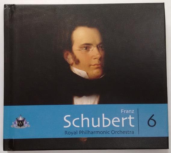 Cd Coleção Folha Música Clássica - Vol.6 Schubert