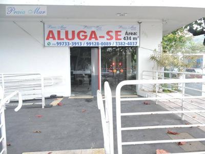 Loja Comercial Para Locação, Centro, Guarujá. - Lo0033