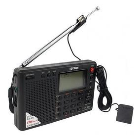 Tecsun Pl-380 Dsp + Antena Externa Na Caixa (((lacrado)))