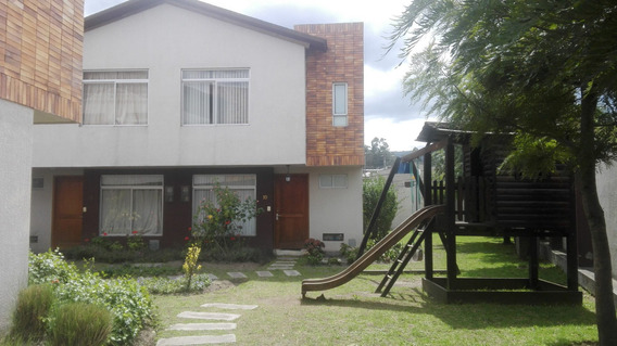 Arriendo Casa Amoblada Valle De Los Chillos
