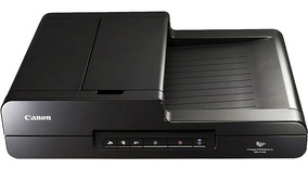 Scanner Canon Dr-f120 Plano Com Adf 20ppm
