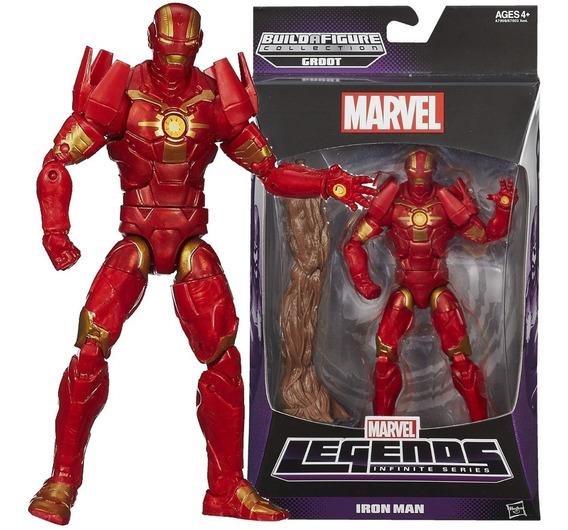 Mll32 Homem De Ferro (iron Man Space Armor) Marvel Legends I